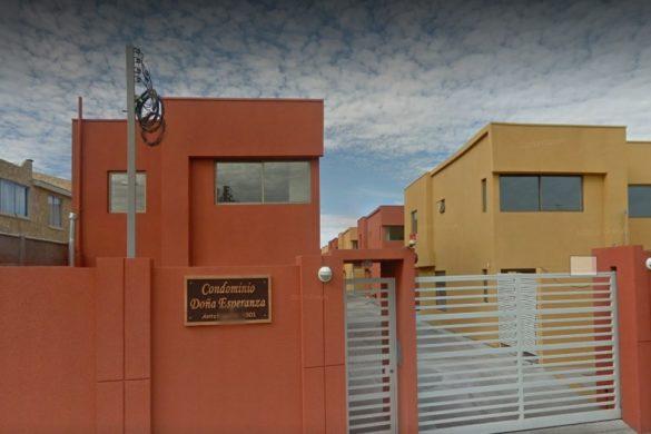 Proyecto Doña Esperanza Calle Antofagasta